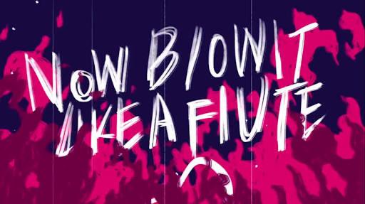Fanfic / Fanfiction Imagine hot - Agora, assopre isso como uma flauta