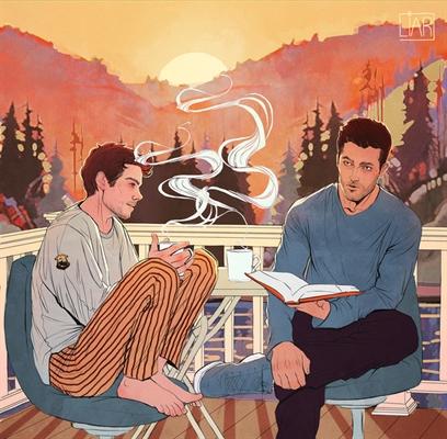 Fanfic / Fanfiction Intenso como Café