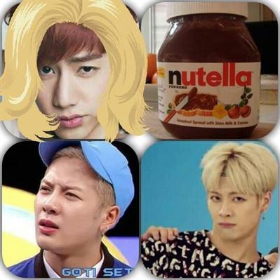 Fanfic / Fanfiction Jackson e a NutellaMark