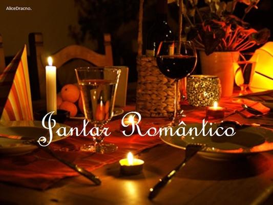 Fanfic / Fanfiction Jantar Romântico