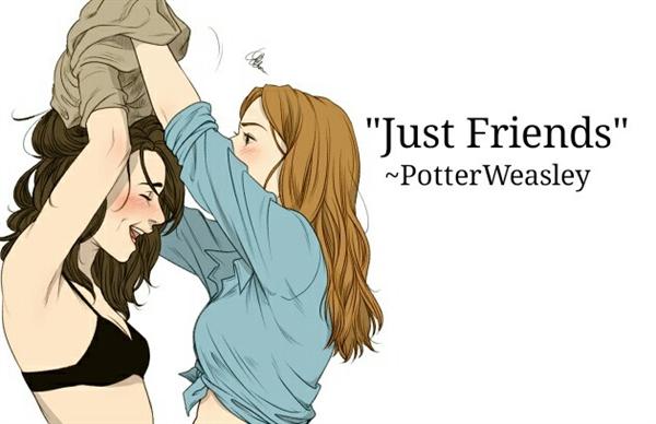 """Fanfic / Fanfiction """"Just Friends"""""""