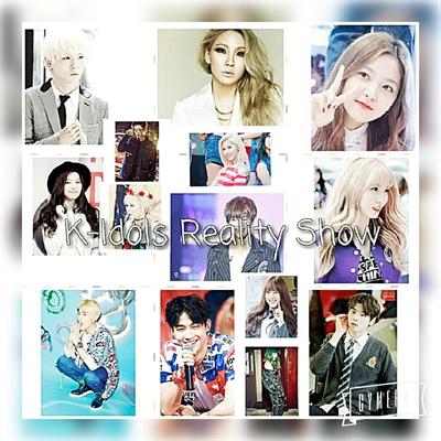 Fanfic / Fanfiction K-Idols Reality show