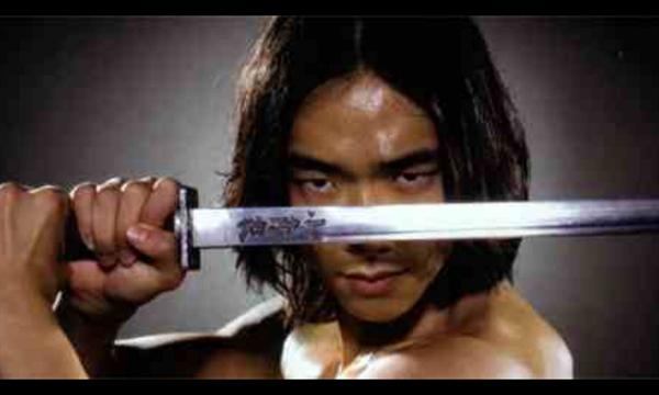 Fanfic / Fanfiction Katana - A sombra do ninja
