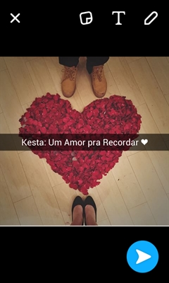 Fanfic / Fanfiction Kesta, Um amor pra recordar <3