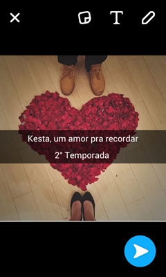 Fanfic / Fanfiction Kesta, um amor pra recordar ❤