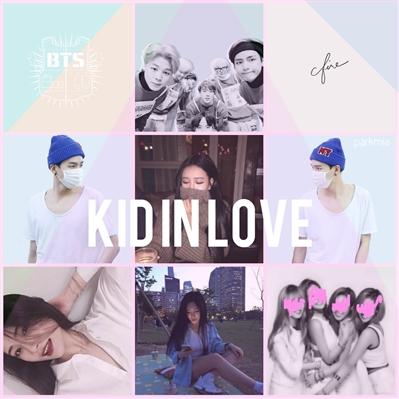 Fanfic / Fanfiction Kid in love