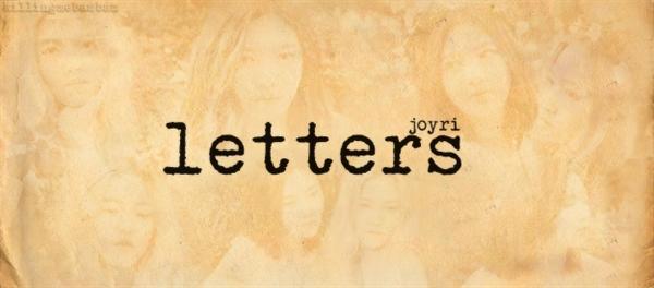 Fanfic / Fanfiction Letters