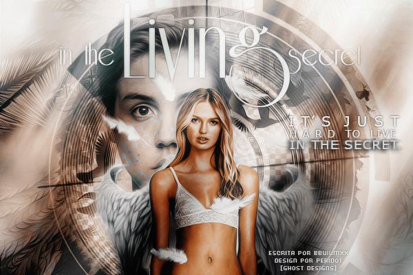 Fanfic / Fanfiction Living In The Secret