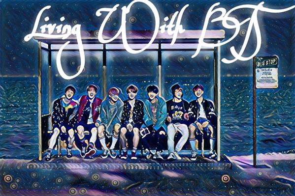 Fanfic / Fanfiction Living With BTS [Hiatus]