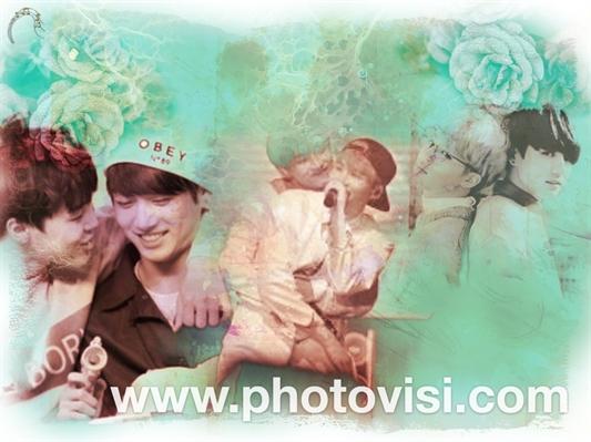 Fanfic / Fanfiction Love Me Like Do (Taegi)