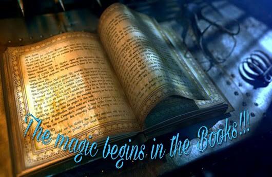 Fanfic / Fanfiction Magic of Books!!!