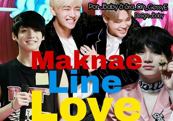 Fanfic / Fanfiction Maknae Line Love – Fanfic BTS