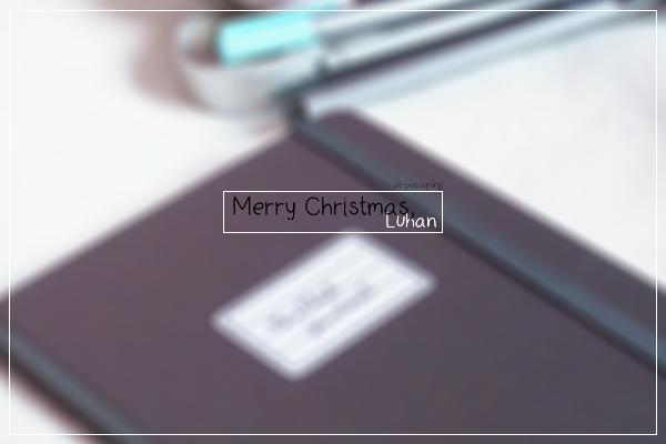 Fanfic / Fanfiction Merry Christmas, LuHan.