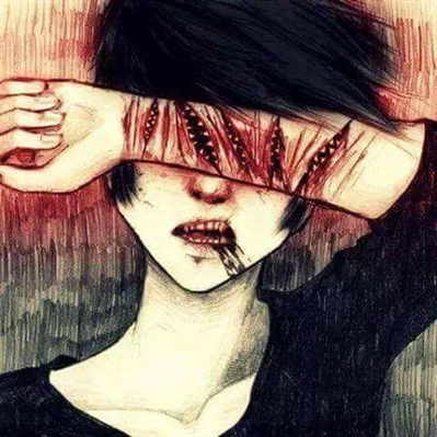 Fanfic / Fanfiction Capitulo 1-Meu lado sombrio