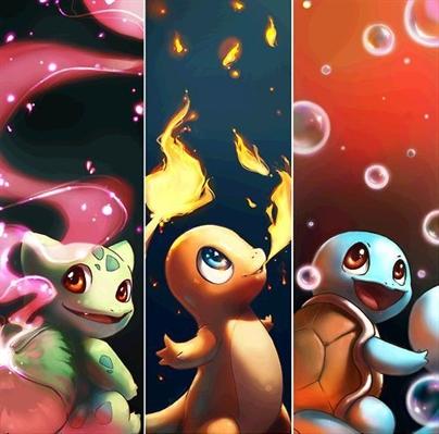 Fanfic / Fanfiction Minha jornada pokemon