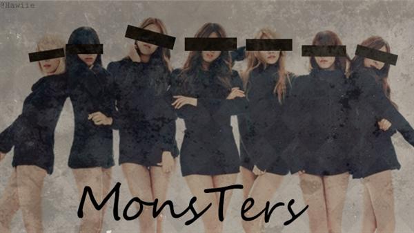 Fanfic / Fanfiction Monsters