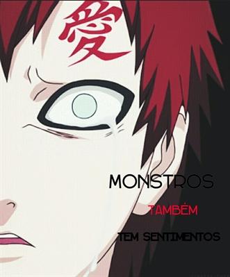 Fanfic / Fanfiction Monstros também tem sentimentos