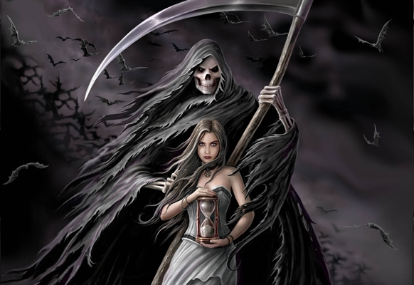 Fanfic / Fanfiction Morte em busca de um crush