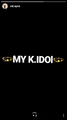 Fanfic / Fanfiction MY K.IDOL