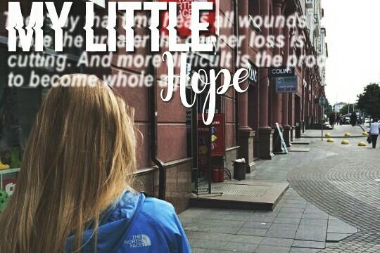 Fanfic / Fanfiction My Little Hope
