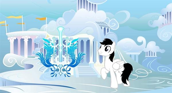 Fanfic / Fanfiction My Little Pony Em Uma Grande Aventura
