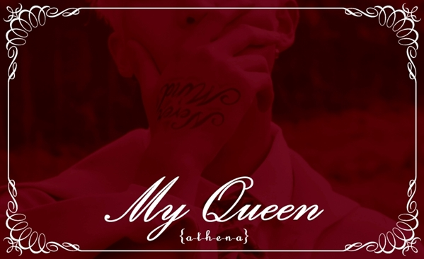 Fanfic / Fanfiction My Queen (Imagine Rap Monster)