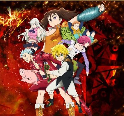 Fanfic / Fanfiction Nanatsu no taizai: nova geração