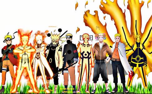 Fanfic / Fanfiction Naruto e a missão do tempo