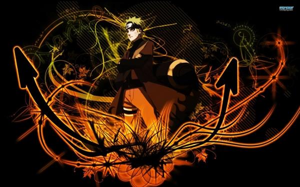 Fanfic / Fanfiction Naruto's aniversary