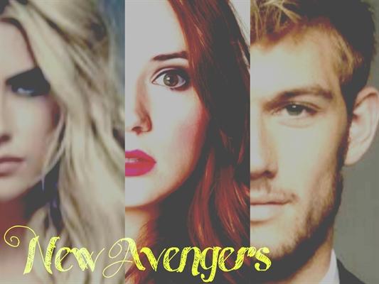 Fanfic / Fanfiction New Avengers:heróis do amanhã.