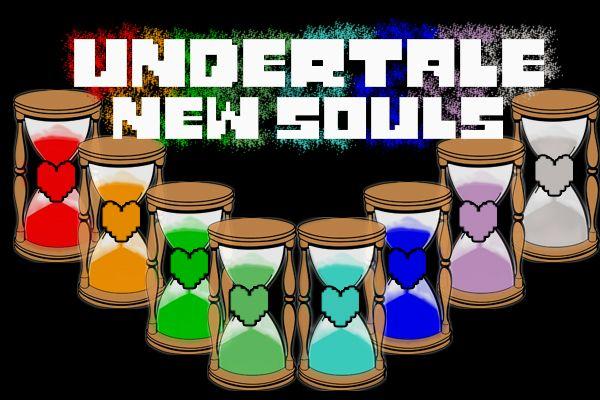 Fanfic / Fanfiction New souls (interativa)