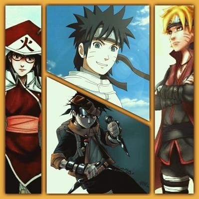 Fanfic / Fanfiction Nova era Ninja - Interativa