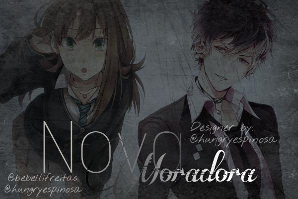 Fanfic / Fanfiction Nova Moradora