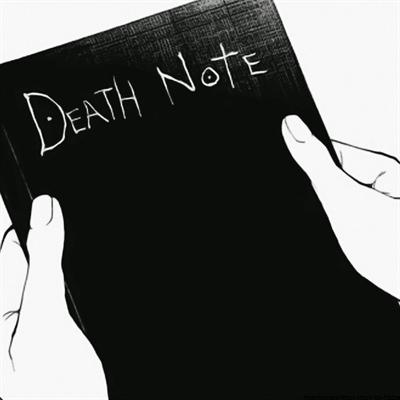 Fanfic / Fanfiction O caderno da morte