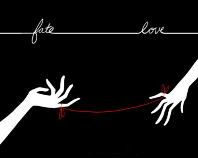Fanfic / Fanfiction O fio vermelho