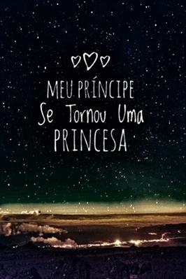Fanfic / Fanfiction O meu príncipe se tornou uma princesa ♥
