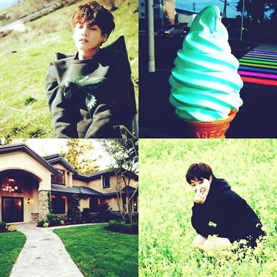 Fanfic / Fanfiction O misterioso garoto da casa verde