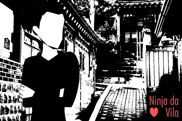 Fanfic / Fanfiction O ninja da vila