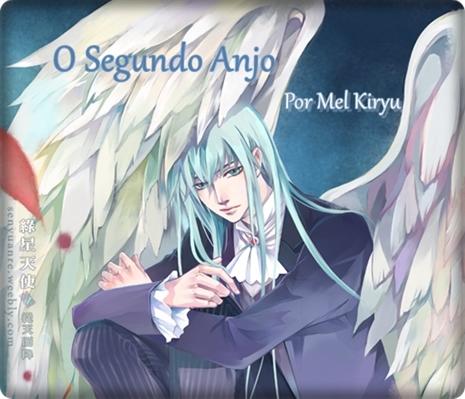 Fanfic / Fanfiction O Segundo Anjo (Crônicas de Antuerpéria)