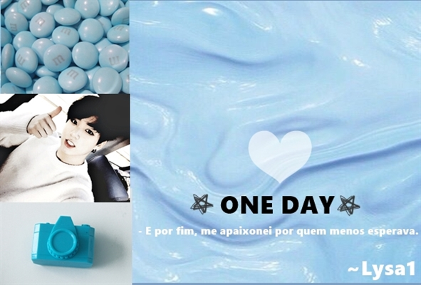 Fanfic / Fanfiction One Day - Long Imagine Jungkook