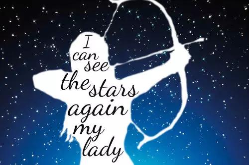 Fanfic / Fanfiction Palavras das Estrelas