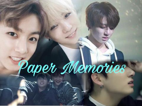 Fanfic / Fanfiction Paper Memories :. ONE SHOT [Yoonkook]