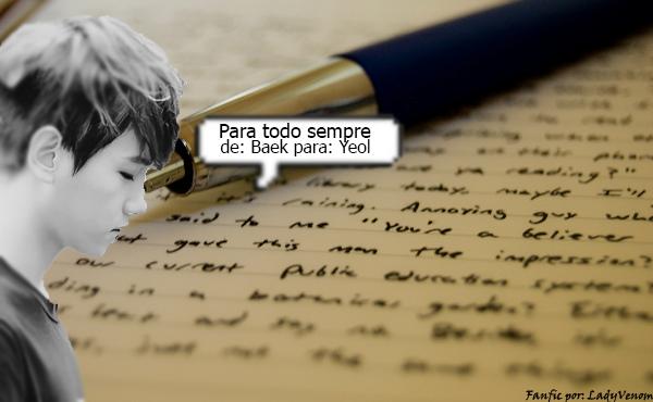 "Fanfic / Fanfiction Para todo ""sempre"""