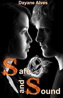 Fanfic / Fanfiction Peeta e Katniss - Safe and Sound...