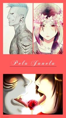 Fanfic / Fanfiction Pela Janela