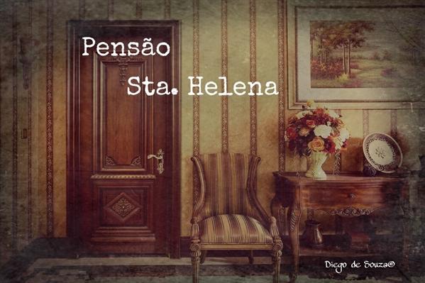 Fanfic / Fanfiction Pensão Sta. Helena