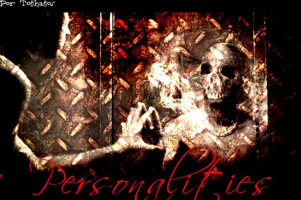 Fanfic / Fanfiction Personalities