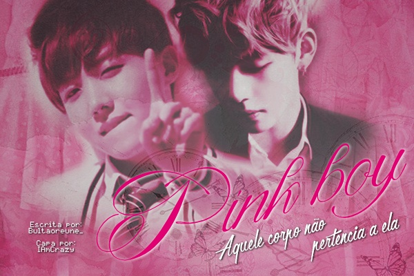 Fanfic / Fanfiction Pink Boy