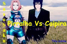Fanfic / Fanfiction Pirralha vs caipira