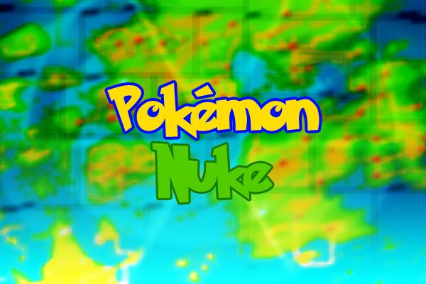 Fanfic / Fanfiction Pokémon - Nuke